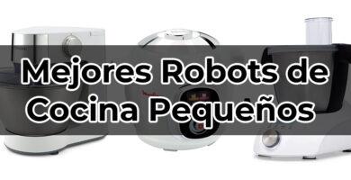 Mejores Robots de Cocina Pequeños