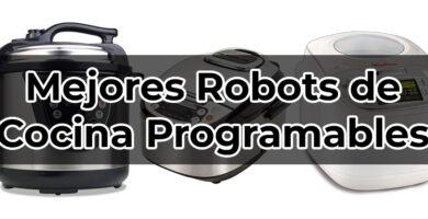 Mejores Robots de Cocina Programables