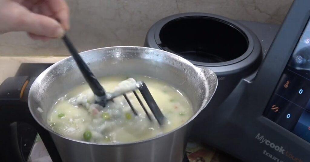 Robot de Cocina Elaboraciones